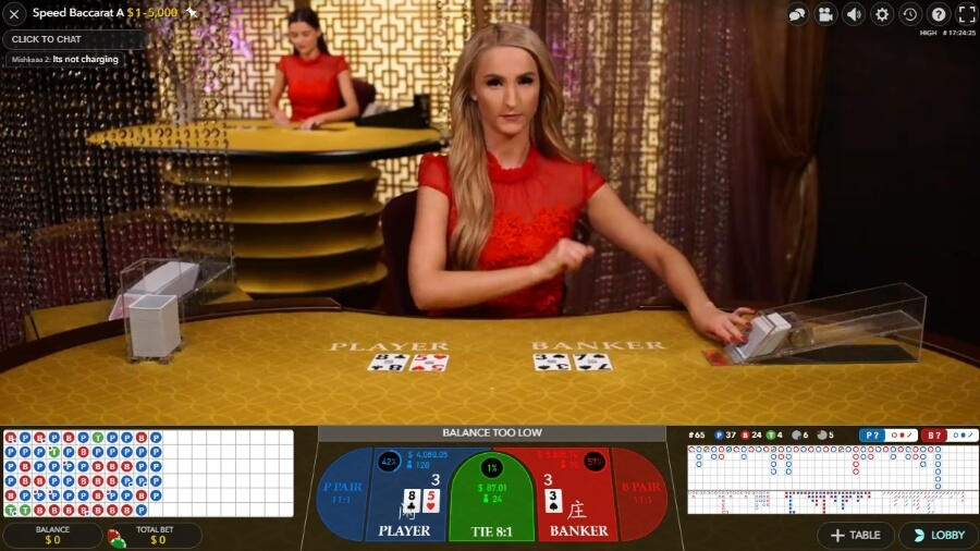 1xbet Casino Review An Astonishing Baccarat Offering
