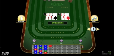 American Baccarat by Habanero Features a Roadmap