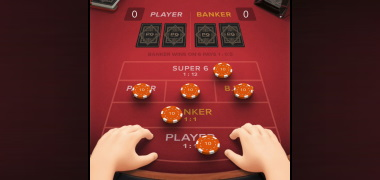Main and Side Bets in Baccarat Deluxe