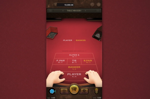 Play Baccarat Deluxe by PG Soft for free