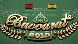 Baccarat Gold by Microgaming