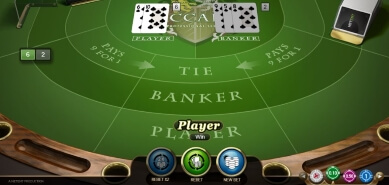 Payouts and Rebet Options of Baccarat Pro
