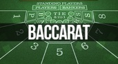 Play Demo Version of BetSoft's Baccarat