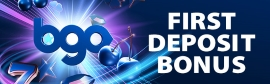bgo casino welcome offer