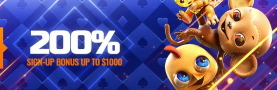 Big Spin Casino Welcome Bonus