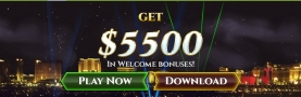 BoVegas Casino Welcome Offer