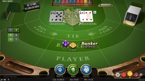 NetEnt Baccarat at Casino Cruise