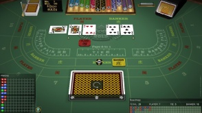 Baccarat Gold by Microgaming at Casino Gods