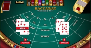 Casino Lab Offers Microgaming Baccarat