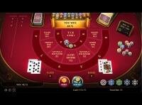 Baccarat 777 from Evoplay at Casoo Casino