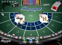 Play iSoftBet Baccarat at Casoo Casino