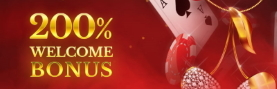 Cherry Gold Casino Welcome Bonus