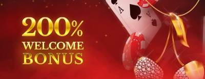The generous welcome offer at Cherry Gold Casino
