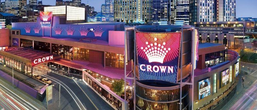 No Smoking and Cashless Gambling at Crown Casinos