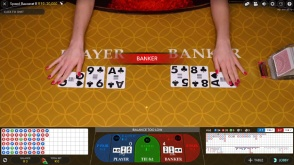Nine Speed Baccarat Tables at Genesis Casino