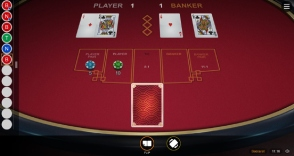 Switch Studios Baccarat at Kassu Casino