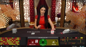 Kassu Live Casino Features Dragon Tiger