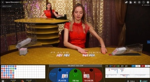 Speed Baccarat by Evolution Gaming at Kassu Casino