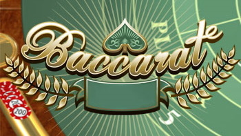 Additional features when playing Baccarat by Microgaming