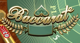 Play Demo Version of Microgaming's Baccarat