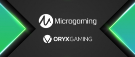 Microgaming adds content from ORYX Gaming
