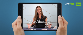 NetEnt has added baccarat to its live dealer casino