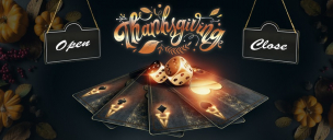 Casinos That Are Going to Be Open on Thanksgiving