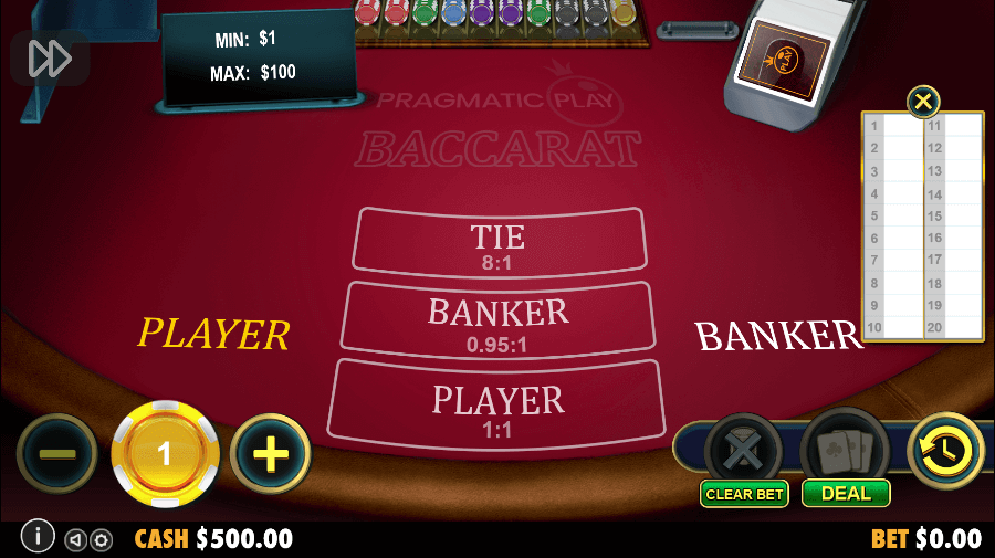Baccarat Game – Tested Strategies & Advice | Play for Free