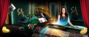 SA Gaming launcges new live euro loby