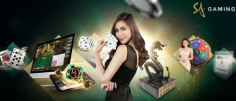 A Gaming Release Baccarat Game with a Lucky Six Bet
