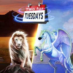 Two for Tuesdays promotion give players chance to win extra free spins