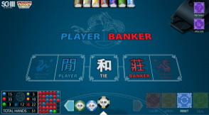 Dragon Bonus Baccarat at Wishmaker Casino
