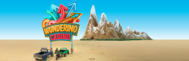 Wunderino Casino will match your first deposit up to €160